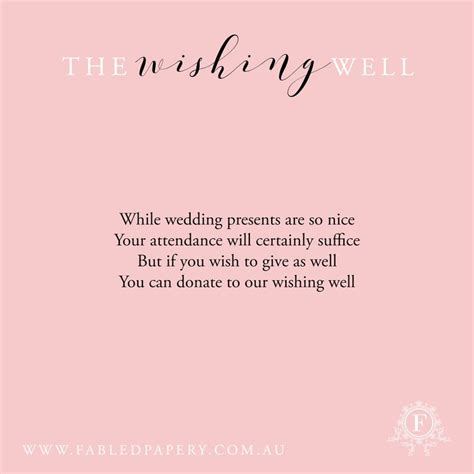 Wedding Wishes Poem by 25 Best Ideas About Wishing Well Poems On