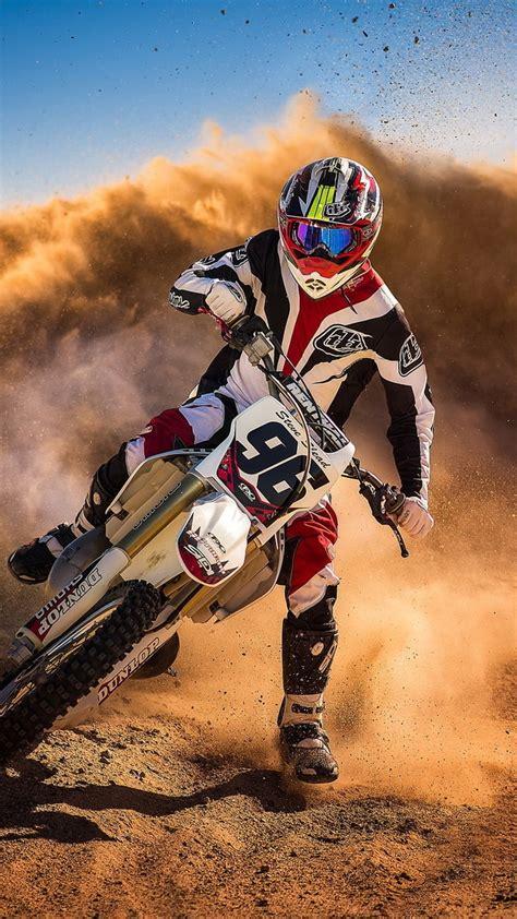 motocross biker mud racing iphone wallpaper iphone wallpapers