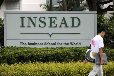 Insead Mba Gmat Score by Seis Mitos Sobre Insead Mba House
