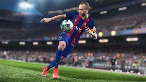 Pro Evolution Soccer 2018 Pes 2018 Pc Version pro evolution soccer 2018 pc version to be similar to current consoles release launch date