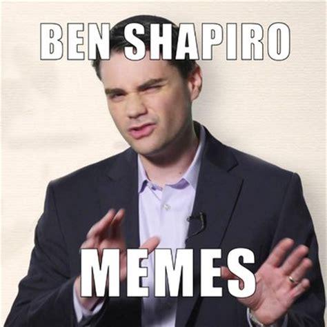 Ben Meme - ben shapiro memes benshapiromemes twitter