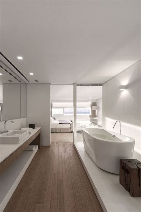 Best 25 Modern Bathrooms Ideas On Pinterest Modern