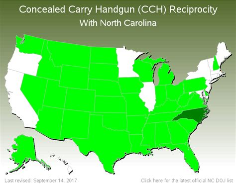 concealed carry reciprocity map concealed carry states map car interior design
