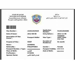 90 sample invitation letter for qatar visa resume for college qatar visa generations visa services thecheapjerseys Image collections