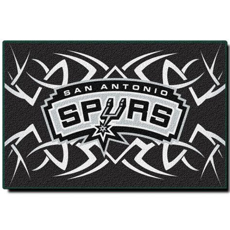 San Antonio Rugs by San Antonio Spurs Nba 20 Quot X 30 Quot Tufted Rug