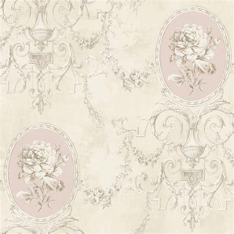 pastel pink wallpaper uk nina hancock cameo pastel pink wallpaper nh20501