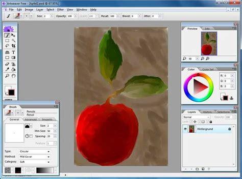 software gratuito artweaver software gratuito para los aficionados al dibujo soft apps