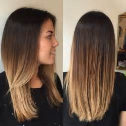 dark hair to light balayage ombre dark to light brown to blonde hair color
