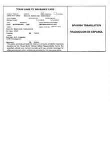 auto insurance card template free car insurance card template free template design