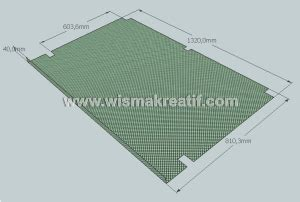Kawat Ram Ukuran 1 Cm perkiraan biaya pembuatan satu buah kandang puyuh petelur