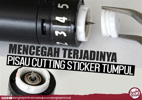 Pisau Mesin Cutting Cameo Craftrobo harga jual mesin cutting sticker murah jinka teneth redsail mimaki jakarta surabaya