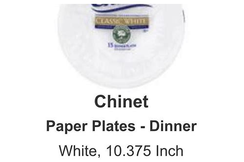 coupons for chinet plates