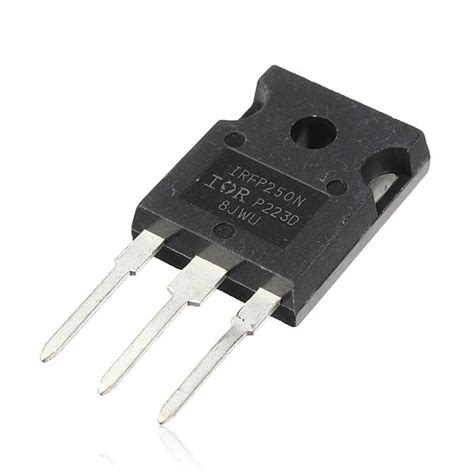 transistor mosfet n channel 2pcs 30a 200v irfp250 irfp250n ir power n channel mosfet transistor alex nld
