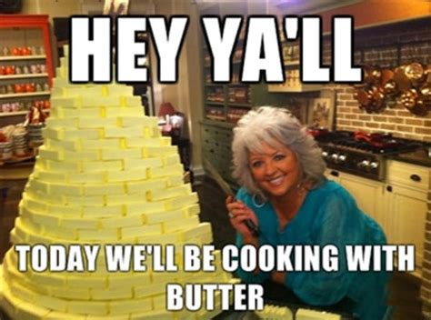 Paula Deen Pie Meme - image 566109 paula deen know your meme