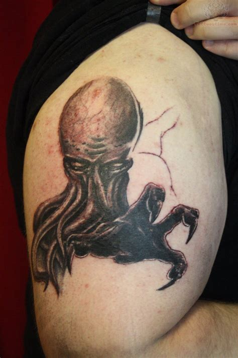 cthulhu tattoo cthulhu images designs