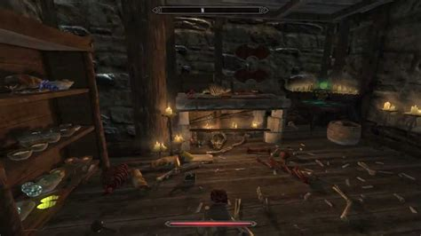 windhelm house skyrim windhelm house fully furnished youtube