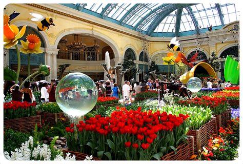 Bellagio Flower Garden Las Vegas Tip Exlore The Bellagio Globetrottergirls