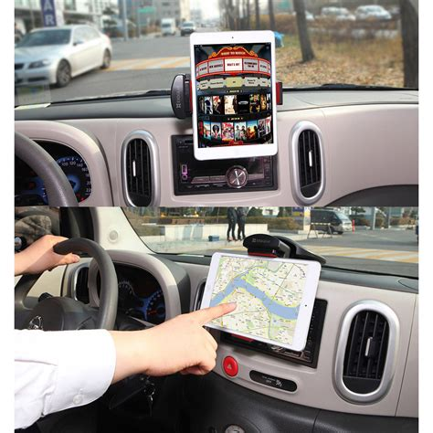 car mini mount exogear exomount 8 quot tablet s dashboard car holder mini