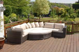 garden corner sofa set rattan garden sofa set large brown 6 8 seater
