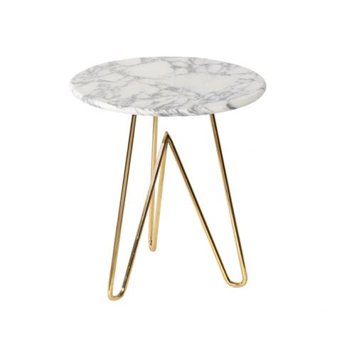 marble side table sito marble side table by clickon furniture clickon