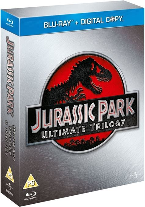 Original Jurassic Park Ultimate Trilogy aicn uk jurassic park straw dogs jackie brown tokyo decadence a vanishes guns of