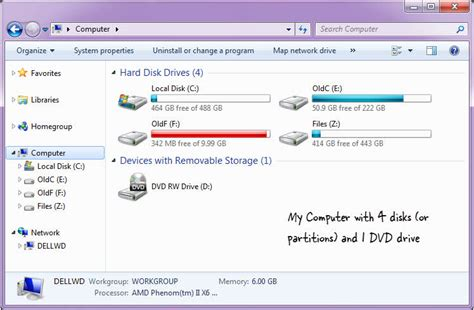 drive on pc how to hide disk drives in windows explorer my computer