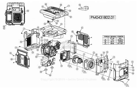 kohler generator engine diagram powertech generator wiring