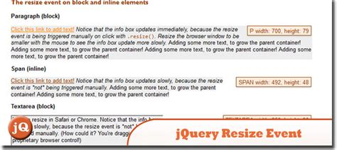 jquery easyui layout resize event 5 jquery auto text fill resize plugins