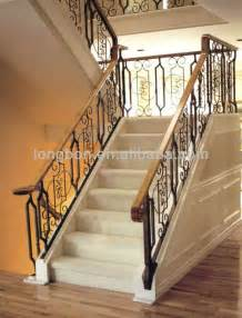 Modern Wall Mounted Handrails For Stairs Modern Forging Stair Handrail Wall Mounted View