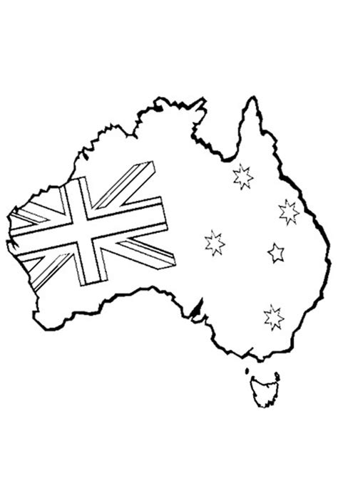 free online printable kids colouring pages australian