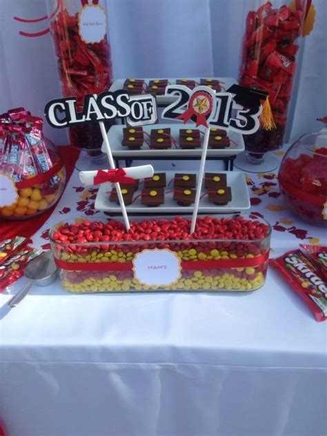 20 best images about graduation candy buffet on pinterest
