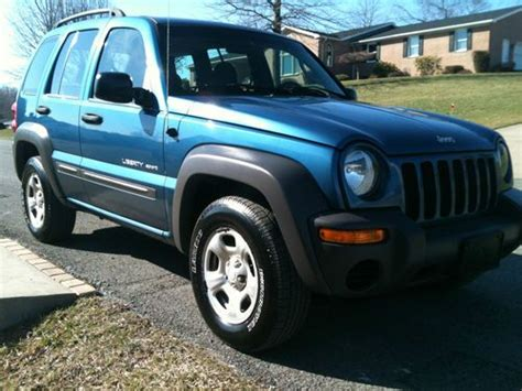 2004 Jeep Liberty Sport Problems Buy Used 2005 Jeep Liberty Sport Sport Utility 4 Door 3 7l
