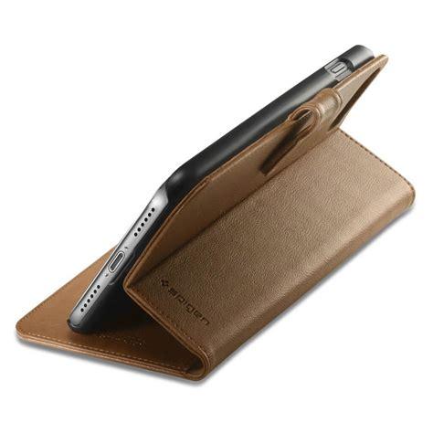 Spigen Wallet S For Iphone 7 Brown spigen 174 wallet s 042cs20546 iphone 7 brown spaceboy