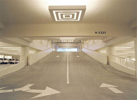 Pavilion Parking Garage by Chomp Entry Pavilion Parking Garage Otto Construction