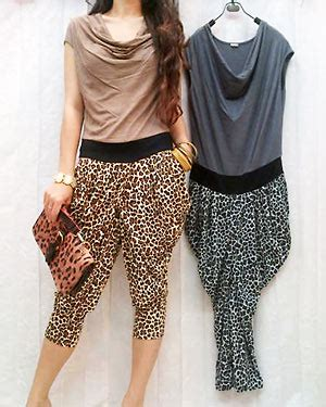Jumpsuit Motif Macan Chiffon Spandek migaku unique shop lv818 jumpsuit fashion
