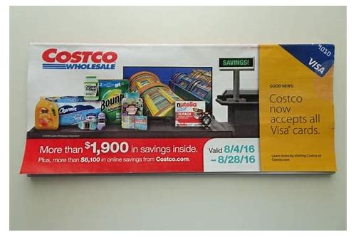 costco coupon book july august 2018