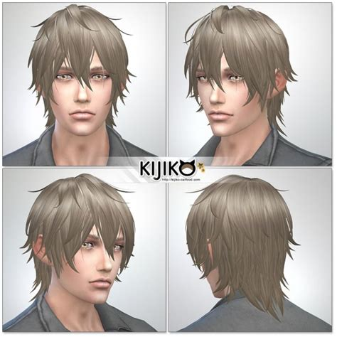 sims 4 anime hair kijiko night fog ts4 edition sims 4 downloads random