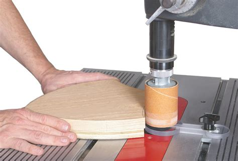 Pattern Drum Sander | 3 piece pattern sanding guide package martins supplies