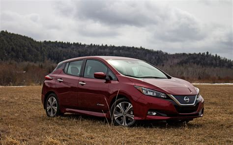 nissan leaf  peoples electric car  car guide