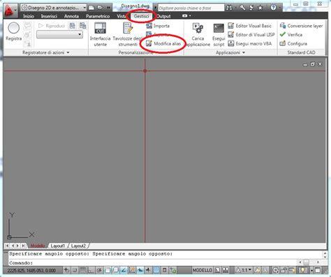 comando zoom autocad layout modificare i comandi da tasiera su autocad ecco come fare