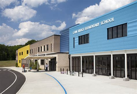 schools nashville tn cane ridge elementary school eoa architects