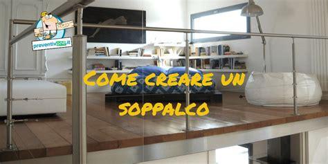Altezza Minima Soppalco Abitabile by Come Fare Un Soppalco Abitabile In Una Stanza Di Casa