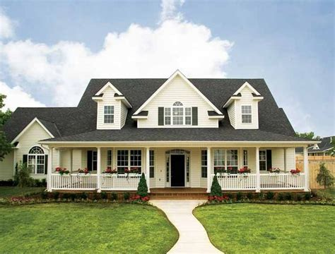 25 best ideas about country house plans on