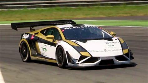 Lamborghini Gallardo Sound by 2013 Lamborghini Gallardo Gt3 Fl2 Sound Accelerations