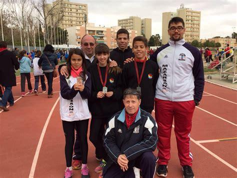 Mestafe N 500 Ml triunfos atletismo mazarronero en los ceonatos