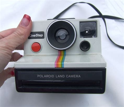 polaroid ebay vintage polaroid one step land cheap no reserve