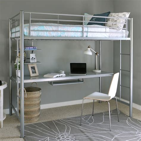 silver metal bunk bed silver bunk bed 28 images florence bunk bed available