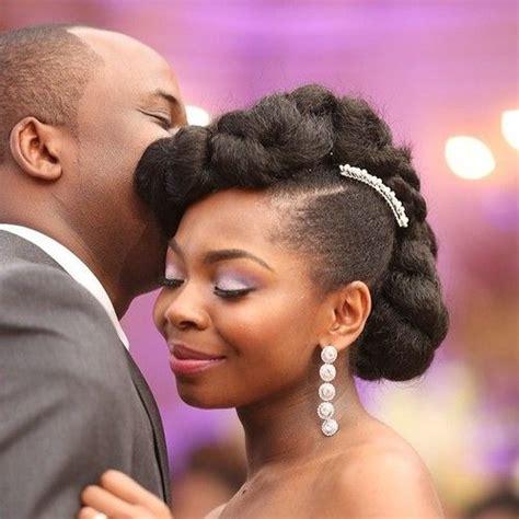 Naija Bridal Hair Styles | 71 natural hairstyles perfect for your naija wedding