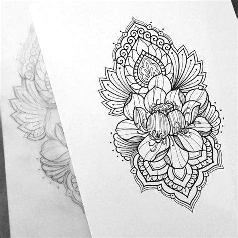henna tattoo zeichnen get 20 lotus mandala ideas on without signing