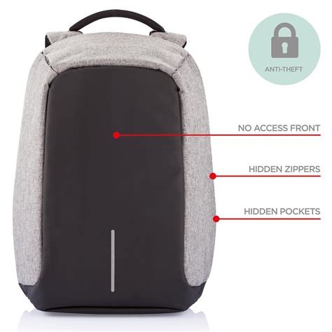 Anti Thief Backpack bobby the best anti theft backpack